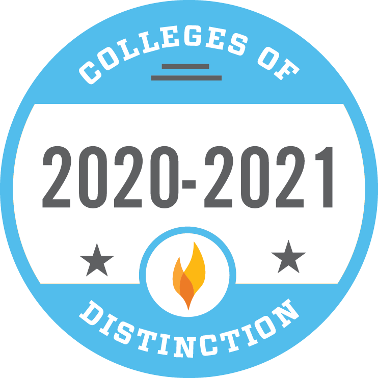 2020-2021 Colleges of Distinction