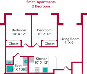 Smith_2-Bdrm_Typical-