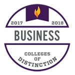 Colleges of Distinction Business 2017-2018