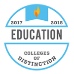 Colleges of Distinction Education 2017-2018