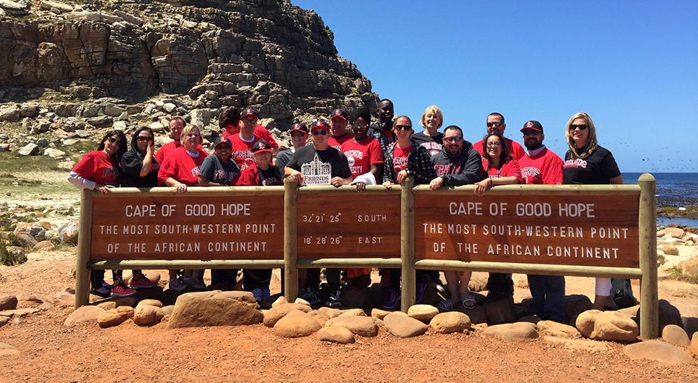 Cape of Good Hope - Global MBA Experience