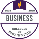 Colleges of Distinction Business 2018-2019