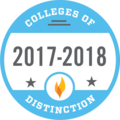 2017-2018 Colleges of Distinction