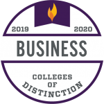 2019-2020 Colleges of Distinction in Business