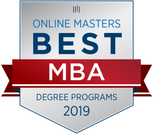 Online Masters Best MBA Degree Programs 2019