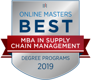 Friends University named one of the Best Master's in Supply Chain Management Degree Programs for 2019