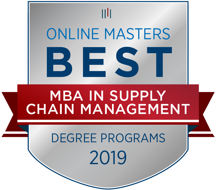 Online Masters Best MBA in Supply Chain Management Degree Programs 2019