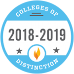 2018-2019 Colleges of Distinction