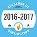 Colleges of Distinct 2016-2017