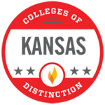 2018-2019 Colleges of Distinction - Kansas