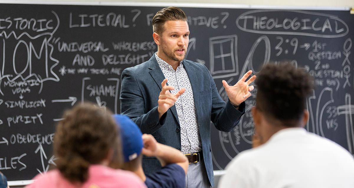 Christian Spiritual Formation Undergraduate Degree