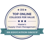 Masters Supply Chain Management - Top Online Colleges For Value