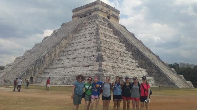 Cancun Temple