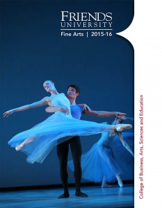 Fine Arts Brochure 2015-16 Cover