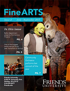 Fine Arts Newsletter July 2017