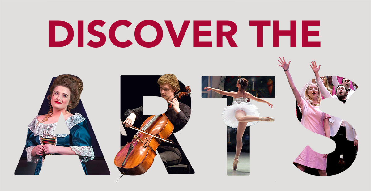 Discover the Arts