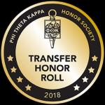 Phi Theta Kappa 2018