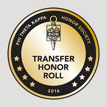 Transfer Honor Roll Seal