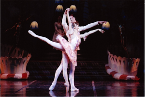 Chandra Kuykendall and Domenico Luciano. Principal Dancers from Colorado Ballet