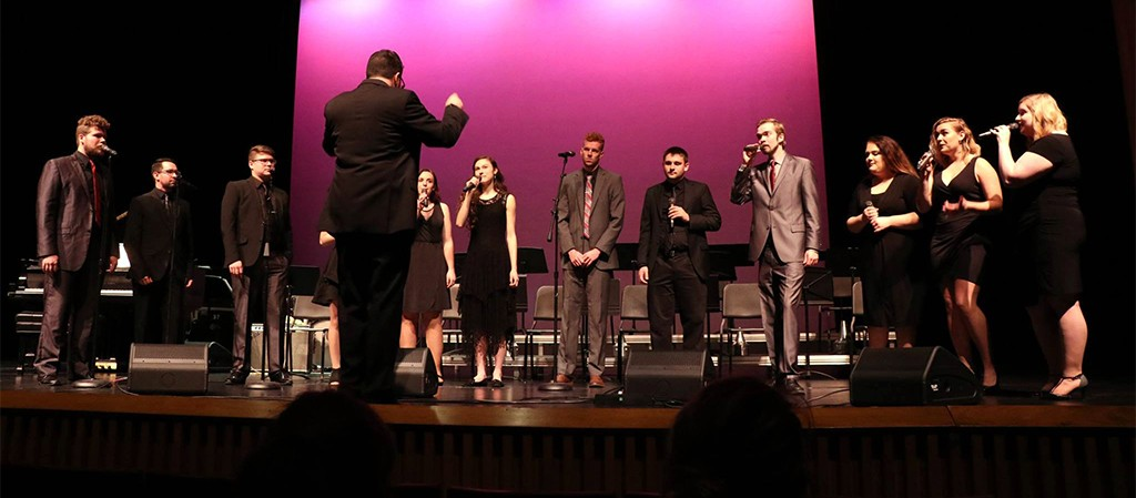 Jazz Vocal Ensemble