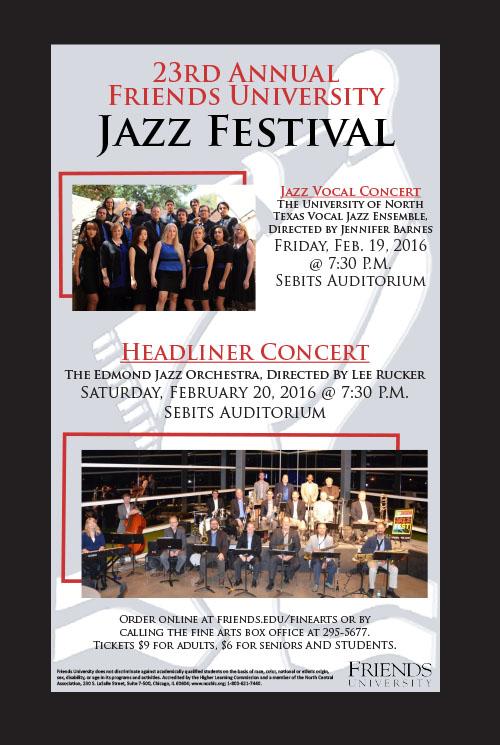 Jazz Festival Poster 2016