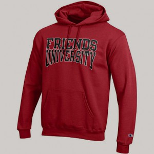 Champion Friends University Hooded Sweatshirt