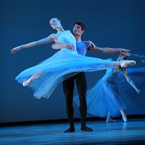 Madeleine Roe, Ballet