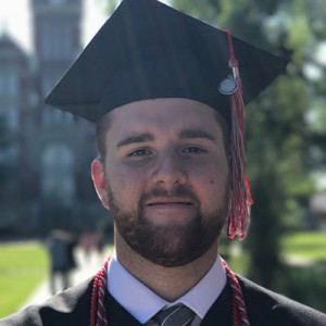 Josiah Brown, Christian Spiritual Formation Graduate, 2017
