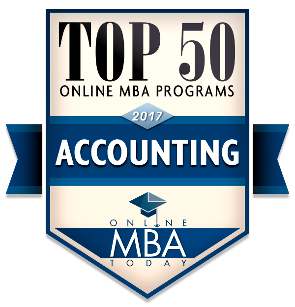 TOP 50 Online MBA Programs in Accounting 2017