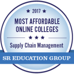 Online MBA with Supply Chain Management concentration ranked among most affordable