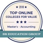 2018 Top Online Master's in Accounting Programs