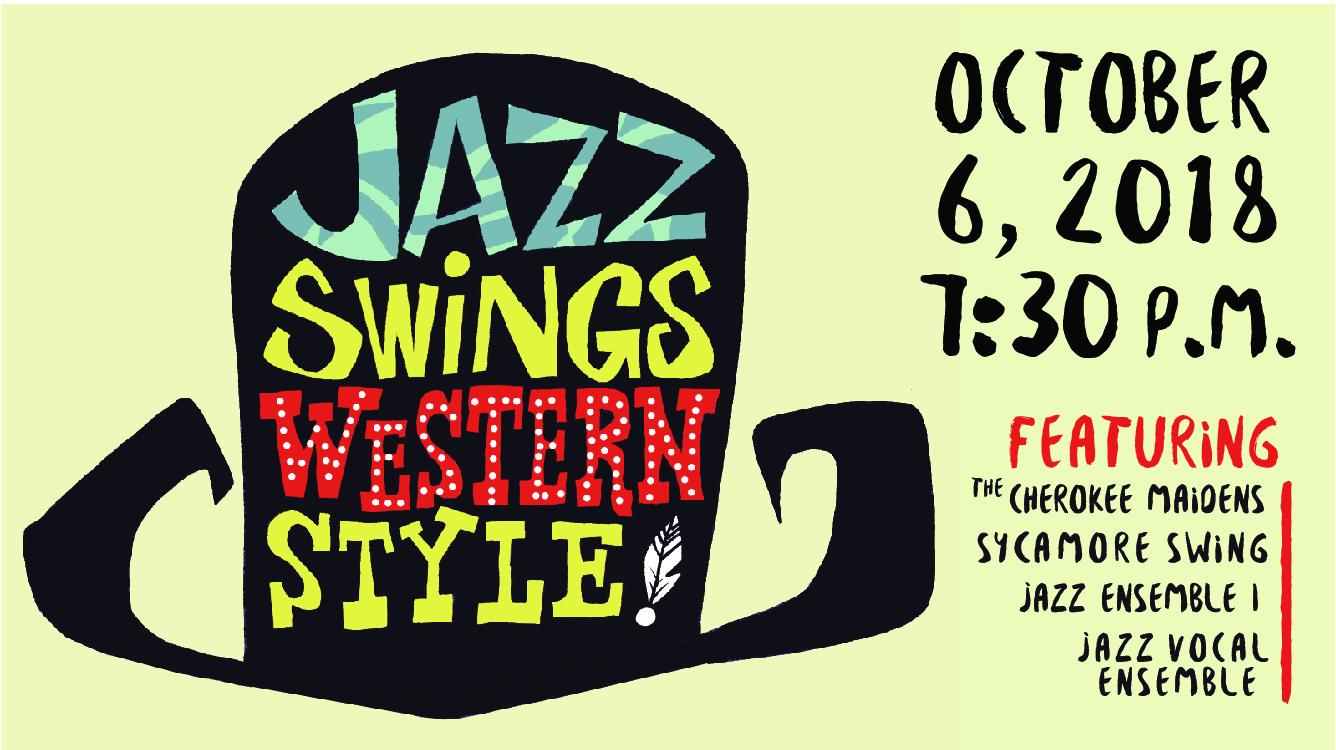 Jazz Swings Western Style