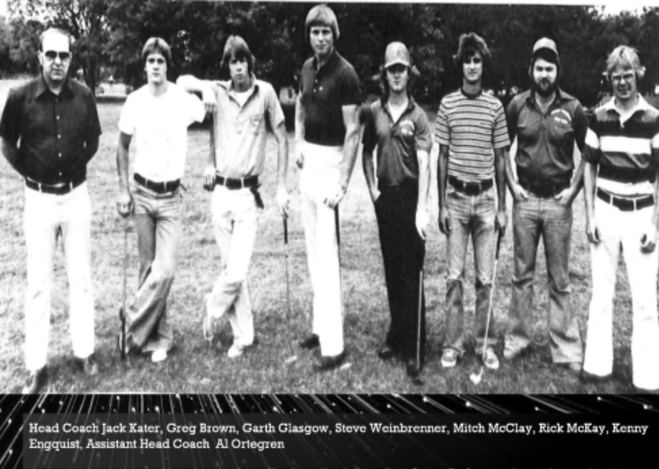 1977 Mens Golf