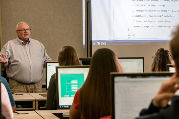Computer Systems & Information Systems, Bachelor of Science